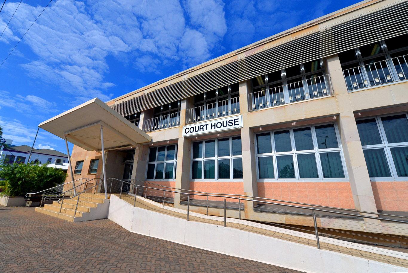 Bundaberg Magistrates Court.