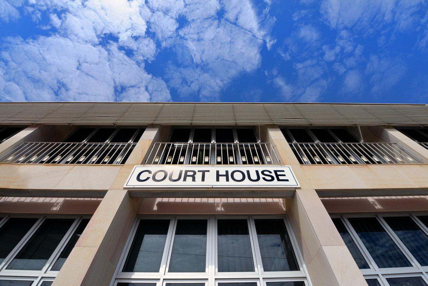 Bundaberg Court House.