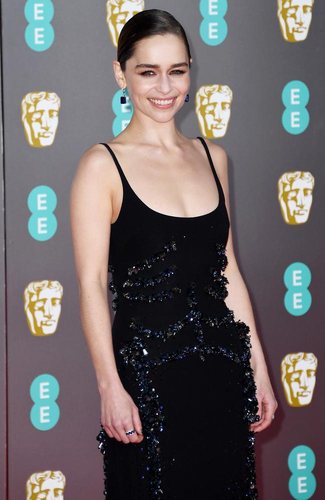 Emilia Clarke. Picture: Getty Images