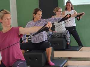 Exercise help at hand for busy parents