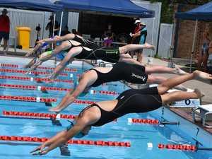 Stanthorpe swimmers smashing goals