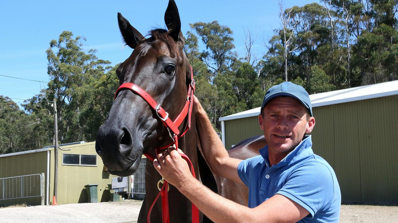 Adam Trinder and Mystic Journey won't be at the Caulfield for the All-Star Mile this year.