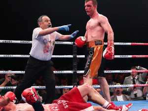 Horn fires personal jab at one-dimensional Tszyu
