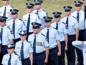 Police graduates ready to serve