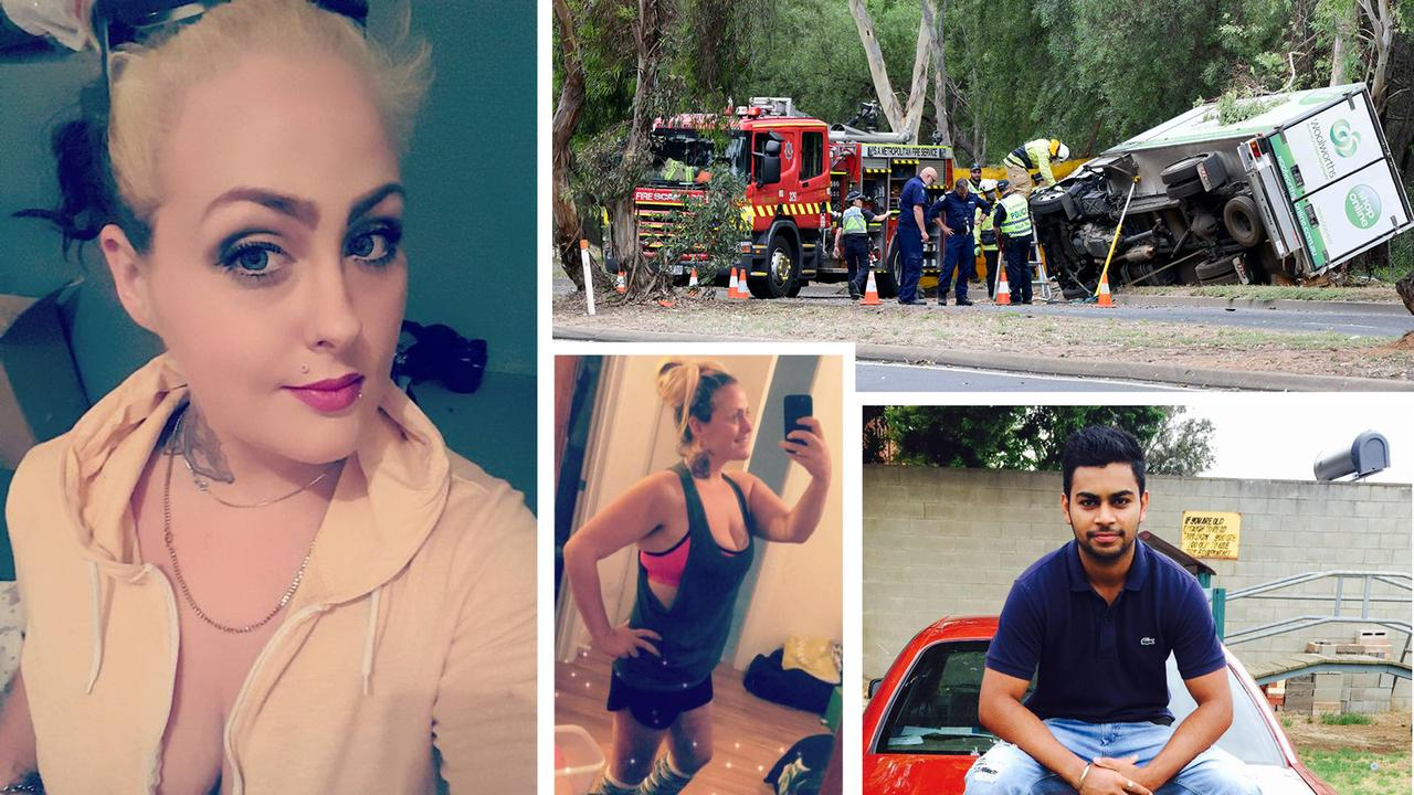 When Sophie Brine fatally struck Jatinder Singh Brar, she was high on drugs, speeding, on her phone and driving disqualified while fleeing police in a stolen car.