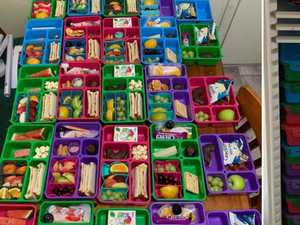 Mum's epic lunchbox hack divides the internet