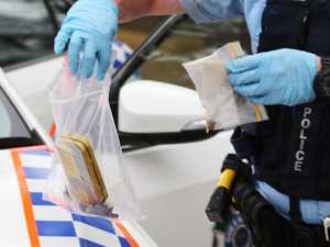 FOUR BUSTS: Cops continue to crack down on drug crime