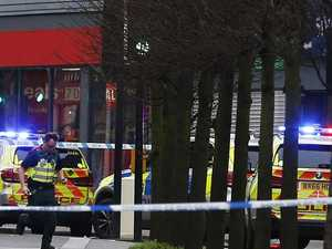 'Terrorist' goes on London machete rampage