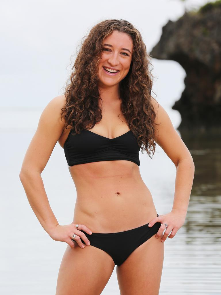 Australian Survivor: All Stars contestant Daisy Richardson.