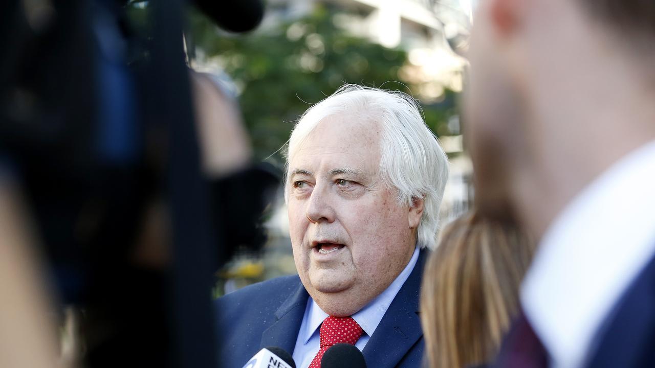 Clive Palmer Image/Josh Woning)