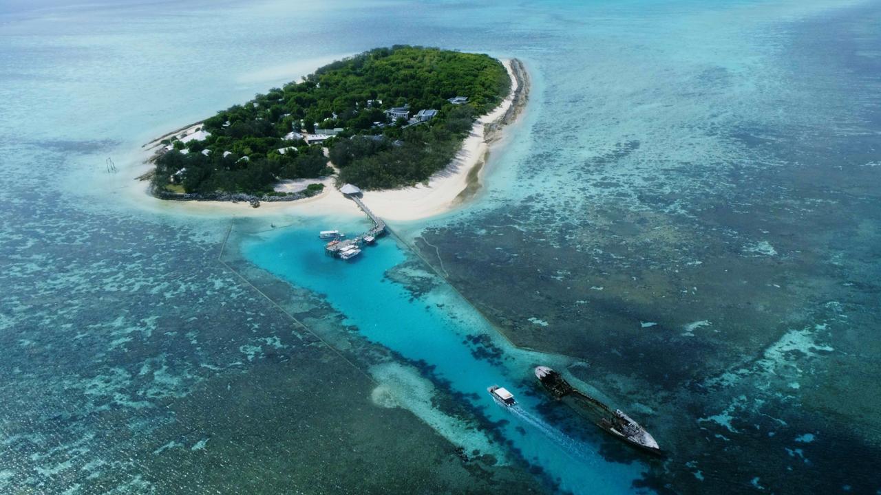 Heron Island is one of Flight Centre's Top 50 WOW Experiences for 2020