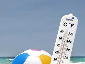 COOL CHANGE: Sweltering days to drop by 10 degrees