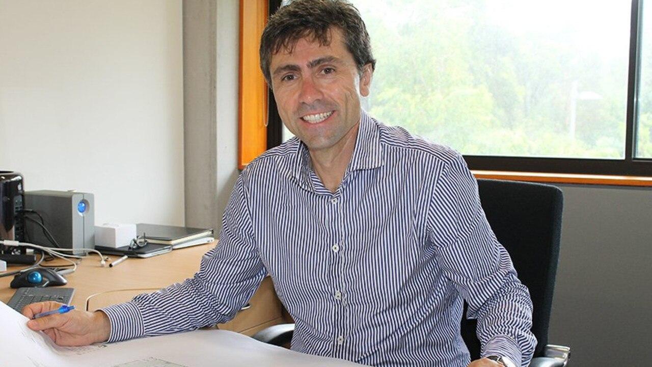 Professor Jim Lagopoulos.
