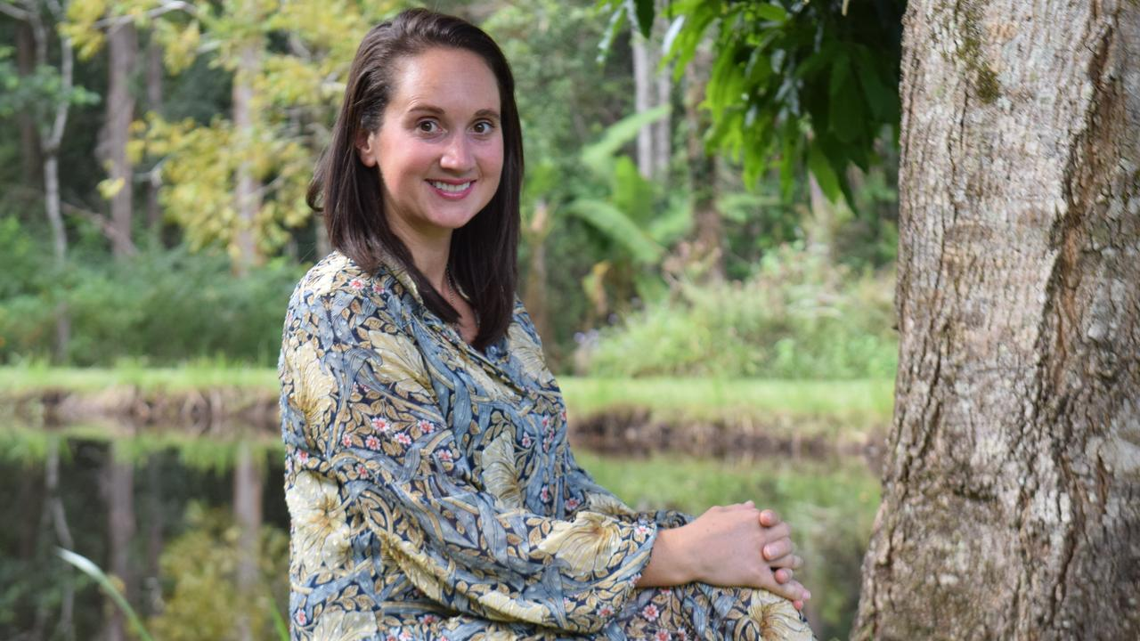 Millie Thomas is now an eating disorder recovery coach at the Sunshine Coast.