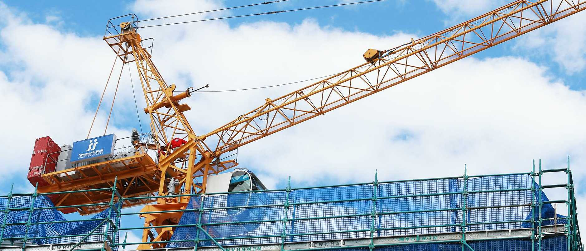 One of the biggest Queensland building industry collapses in recent years could be the subject of a court probe to uncover the reasons for the firm's failure.