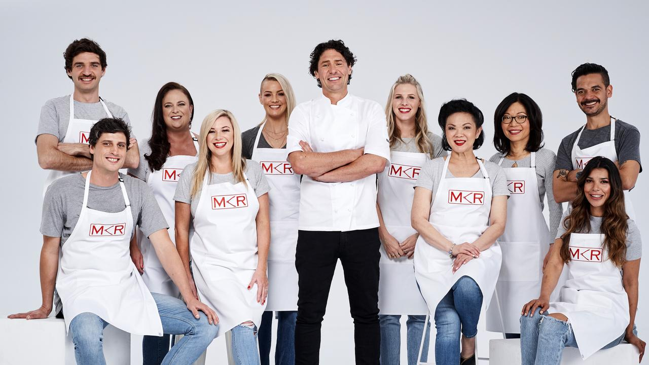 Colin Fassnidge mentors the house of 'fans' in the new season of My Kitchen Rules.