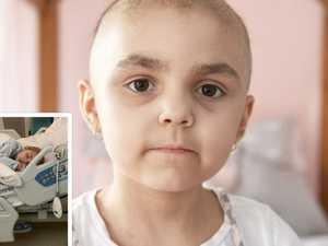 'Just horrible': Little Neveah's brave battle to survive