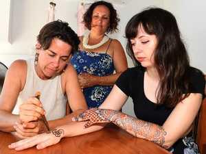 Mum's cancer battle inspires healing artistry