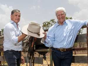 Bob Katter hands political reins to son