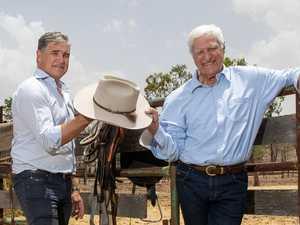 Bob Katter hands political reins to son