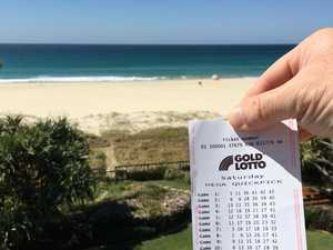 RETIRING EARLY: South Burnett man wins the Lotto