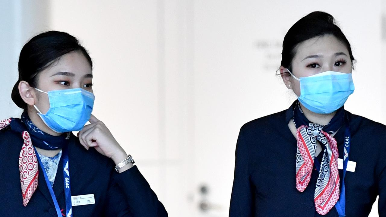 """Queensland Health Minister Steven Miles said nurses had screened more than 200 travellers arriving into Brisbane from China since Sunday, advising them all to self-isolate for 14 days as part of """"precautionary"""" measures to control the virus."""