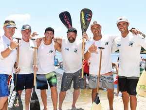 Coast paddlers shine at nationals