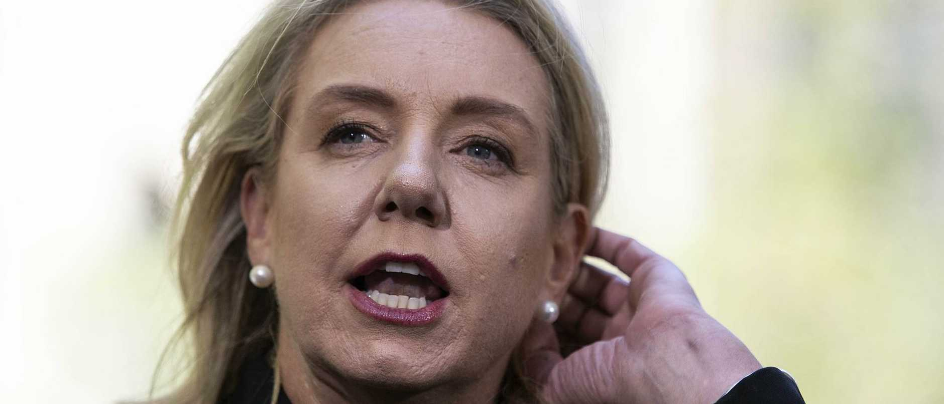 Bridget McKenzie has spoken out after falling on her sword over the sports grants scandal. But it's what she didn't say that spoke volumes.