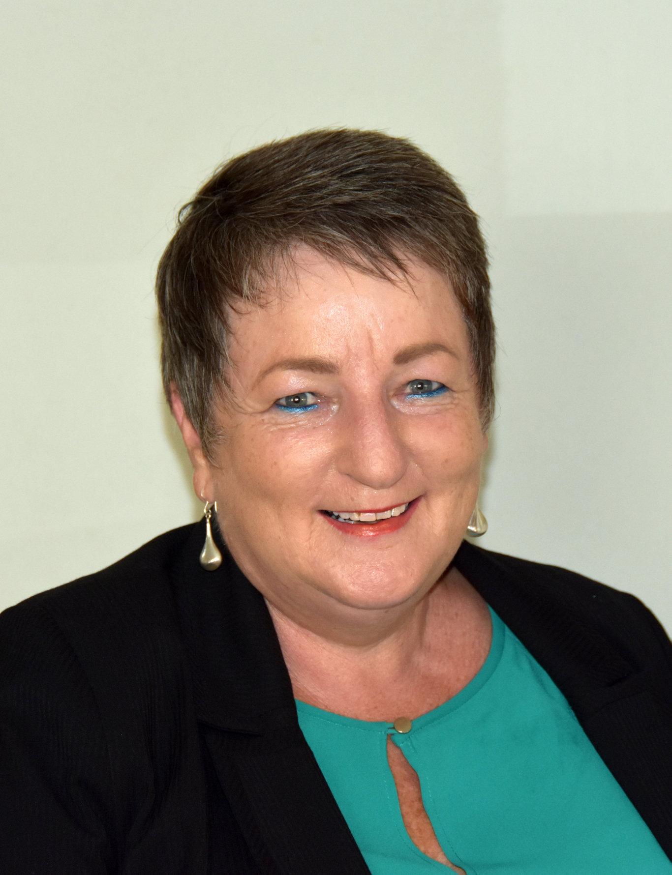 Lockyer Valley Regional Councillor Janice Holstein.