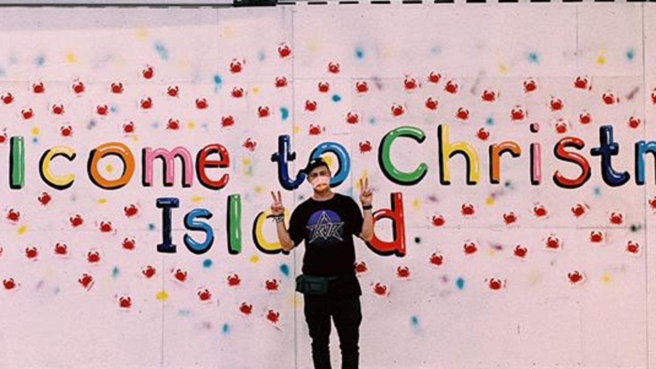 Supplied Editorial Christmas Island