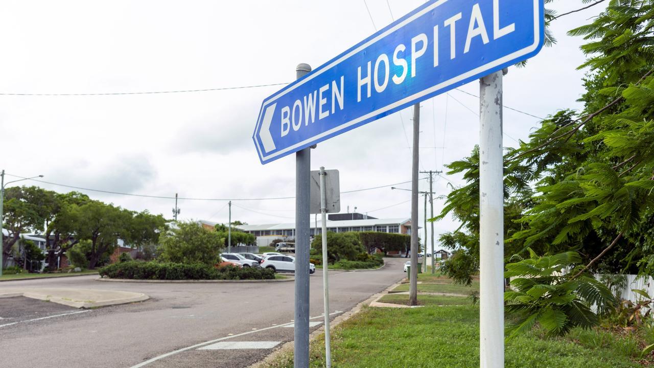 Bowen Hospital Maternity Services. Bowen Hospital. Photo: Daryl Wright