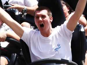 Qld man rewarded for visiting theme park 1000 times