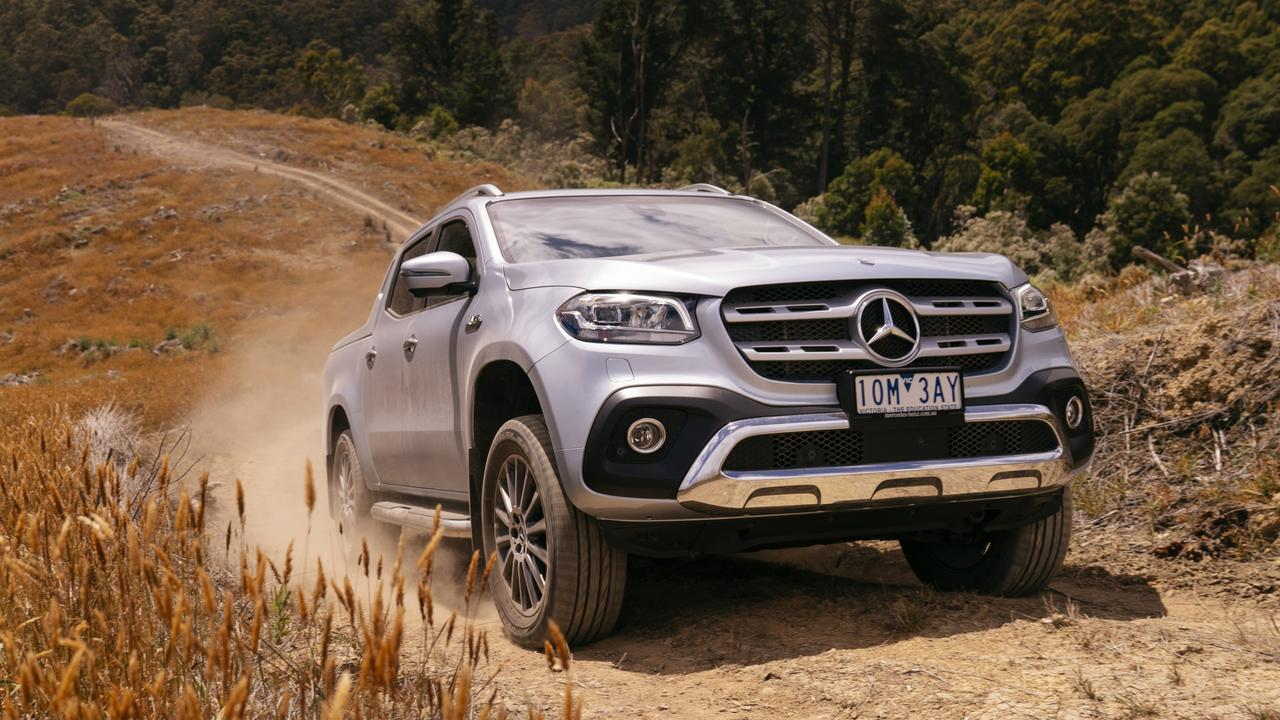 Launched just over two years ago, the Mercedes ute has been canned globally because sales didn't meet expectations.