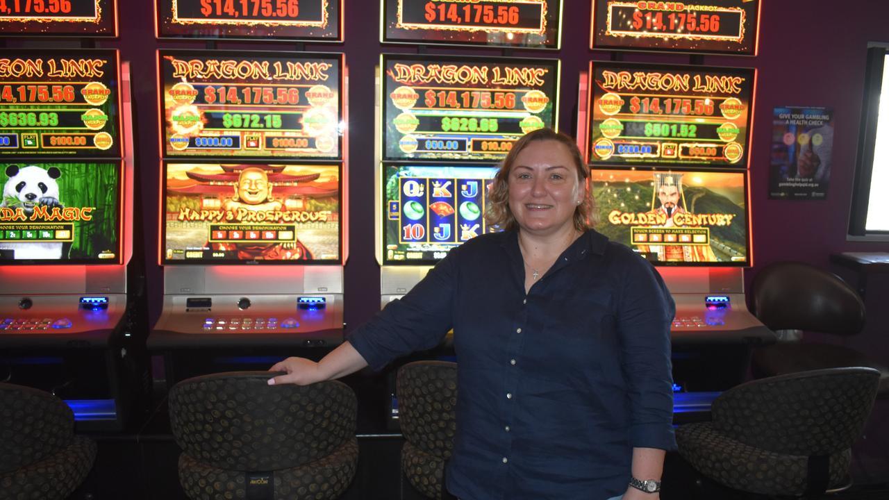 Brisbane Valley Tavern owner Nikki Amante.