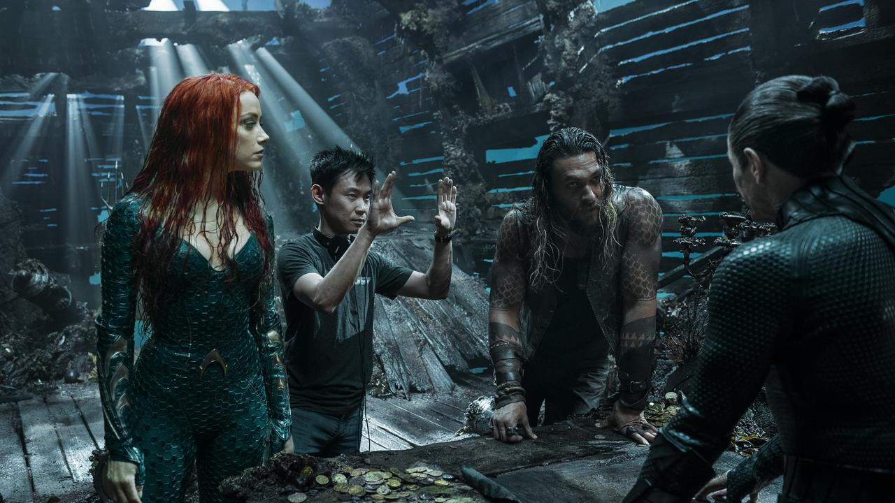 He reportedly tried to get her kicked off 2018's Aquaman.