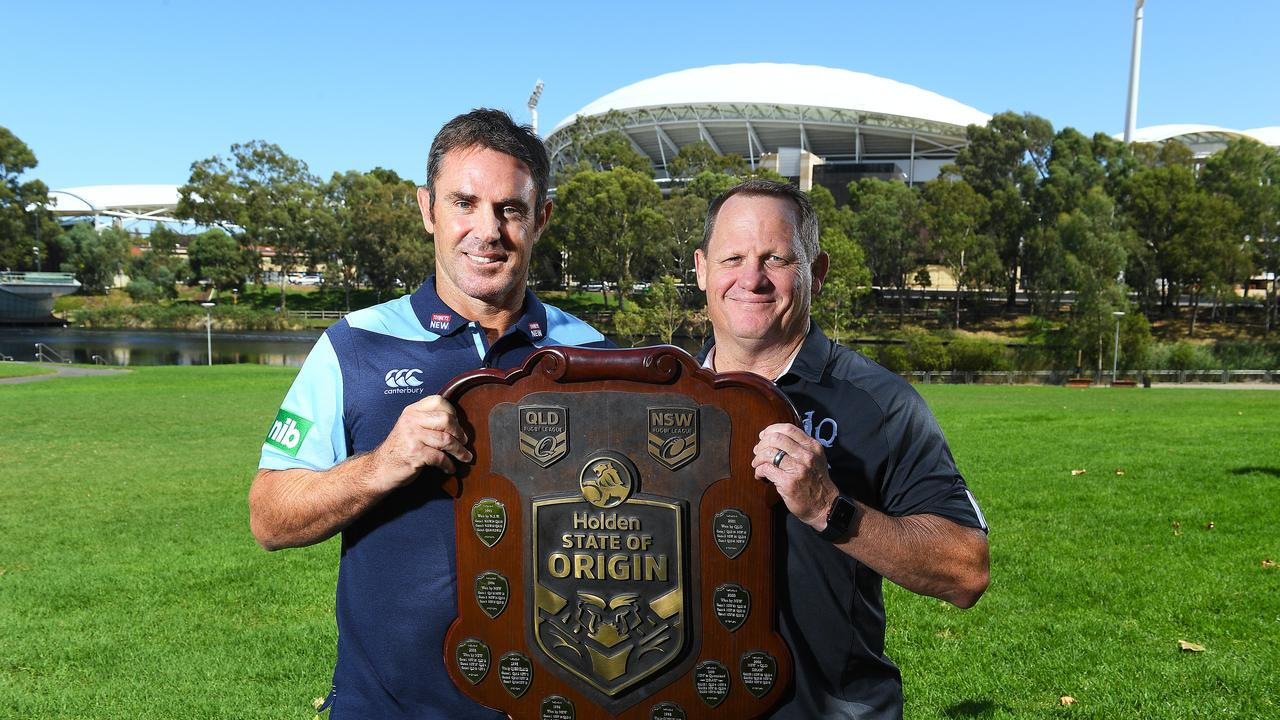 Brad Fittler was more reserved at the State of Origin launch, but did promise a spectacle. (Photo by Mark Brake/Getty Images)