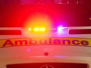 Man suffers burns in workplace incident