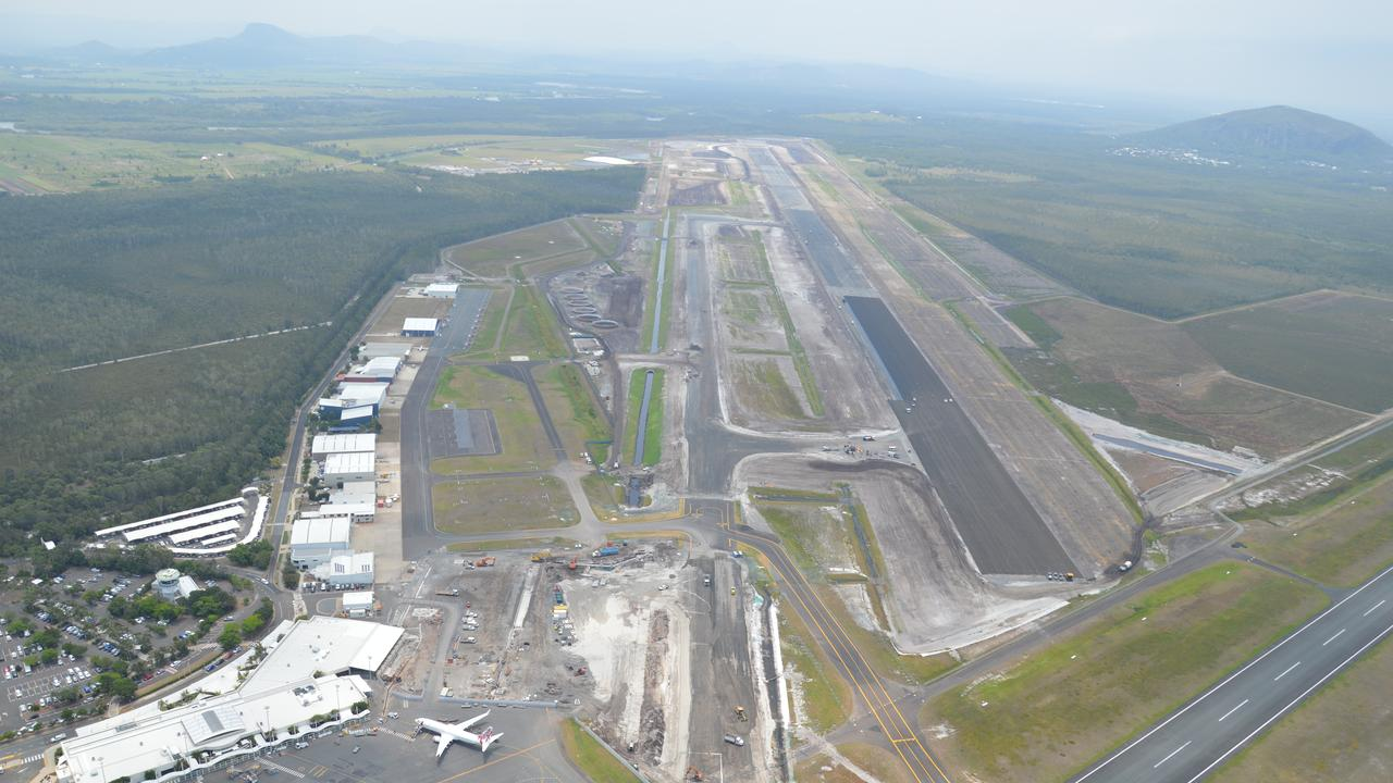 The real cost of managing PFAS-polluted water on the Sunshine Coast Airport construction site has passed $30 million.