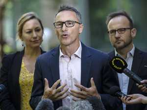 Adam Bandt new leader of the  Greens