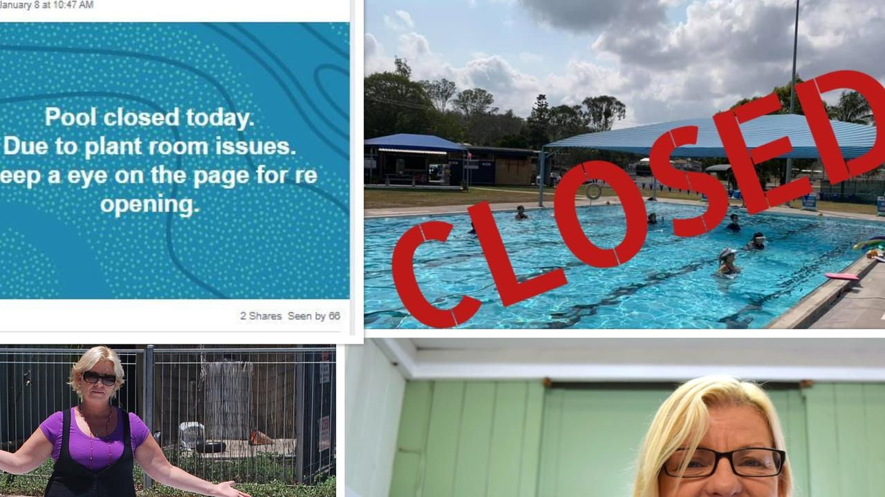 Goomeri resident, Toni Jeavons is dedicated to seeing the town receive a functioning town pool again and is willing to challenge the Gympie Regional Council on the matter with a town petition, march and friendly community protest.