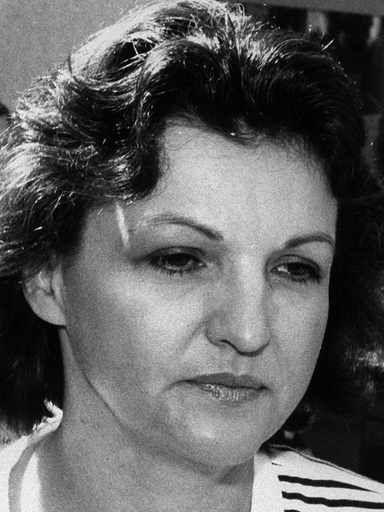 Former Nationals minister Leisha Harvey