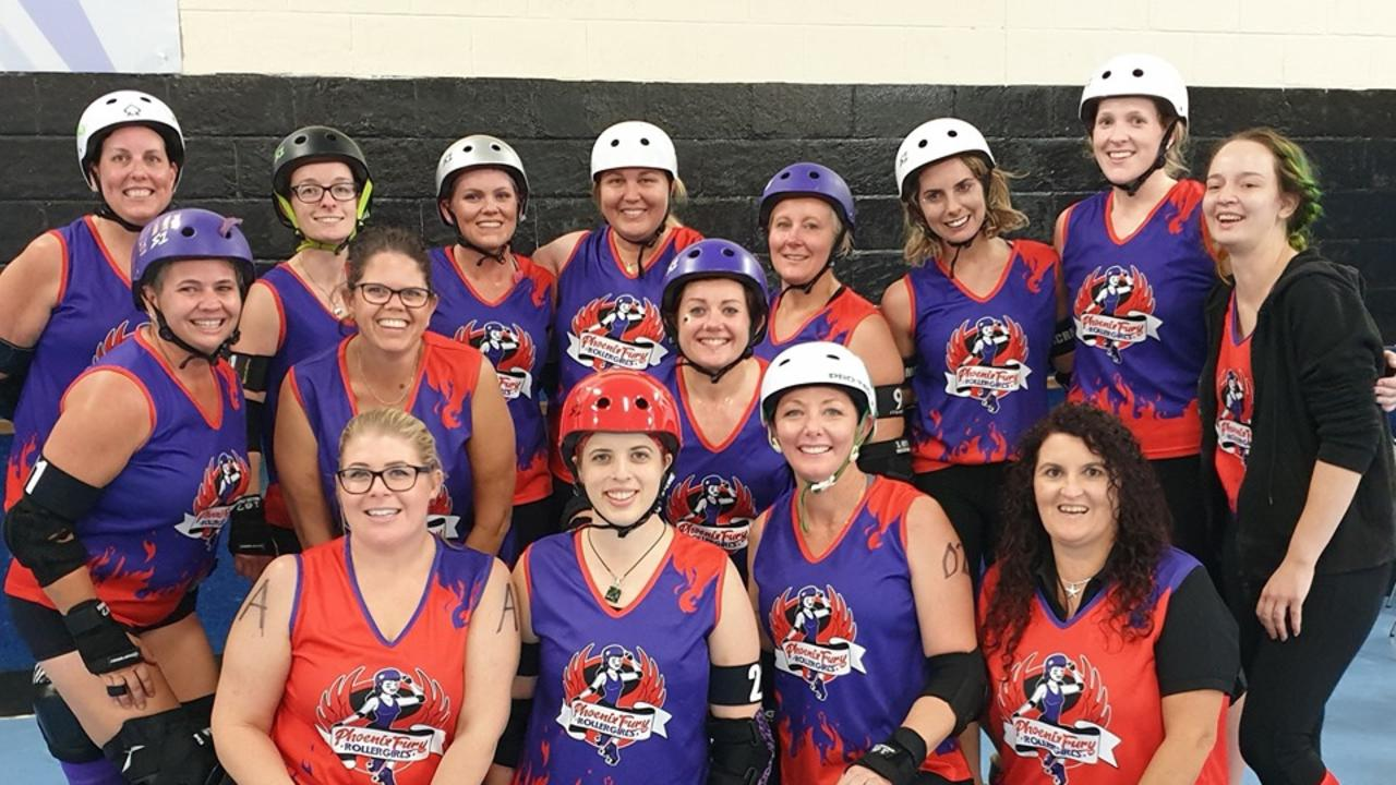 The Phoenix Fury Roller Girls are looking for 'fresh meat' to join their ranks.
