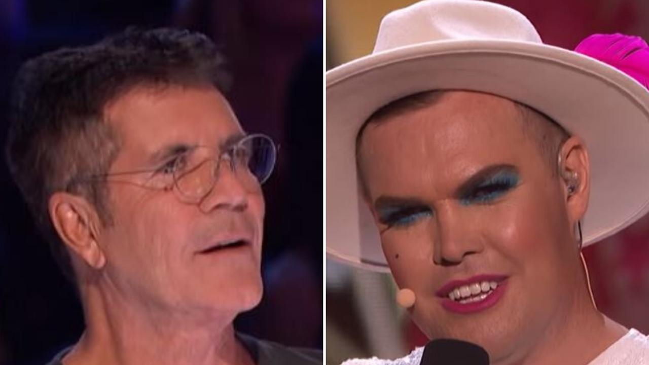 Hans has made it through to the AGT: The Champions grand final.