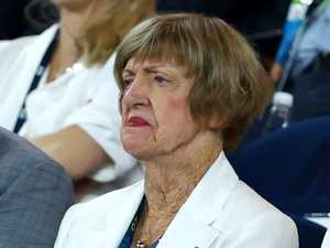 Margaret Court claims she is the victim of discrimination