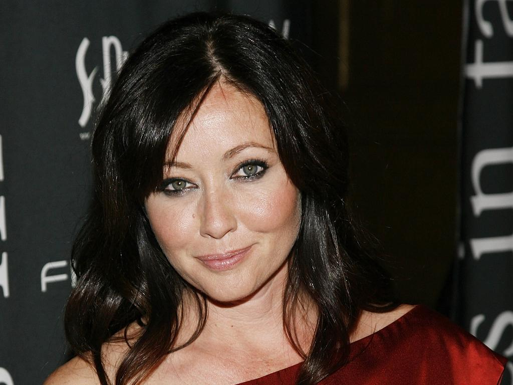 Shannen Doherty has revealed her cancer has returned. Picture: Wire Image