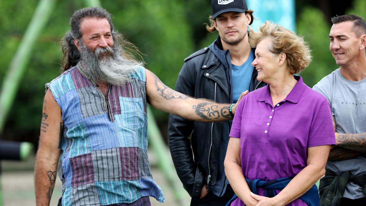 Shane Gould was booted from Australian Survivor last night.