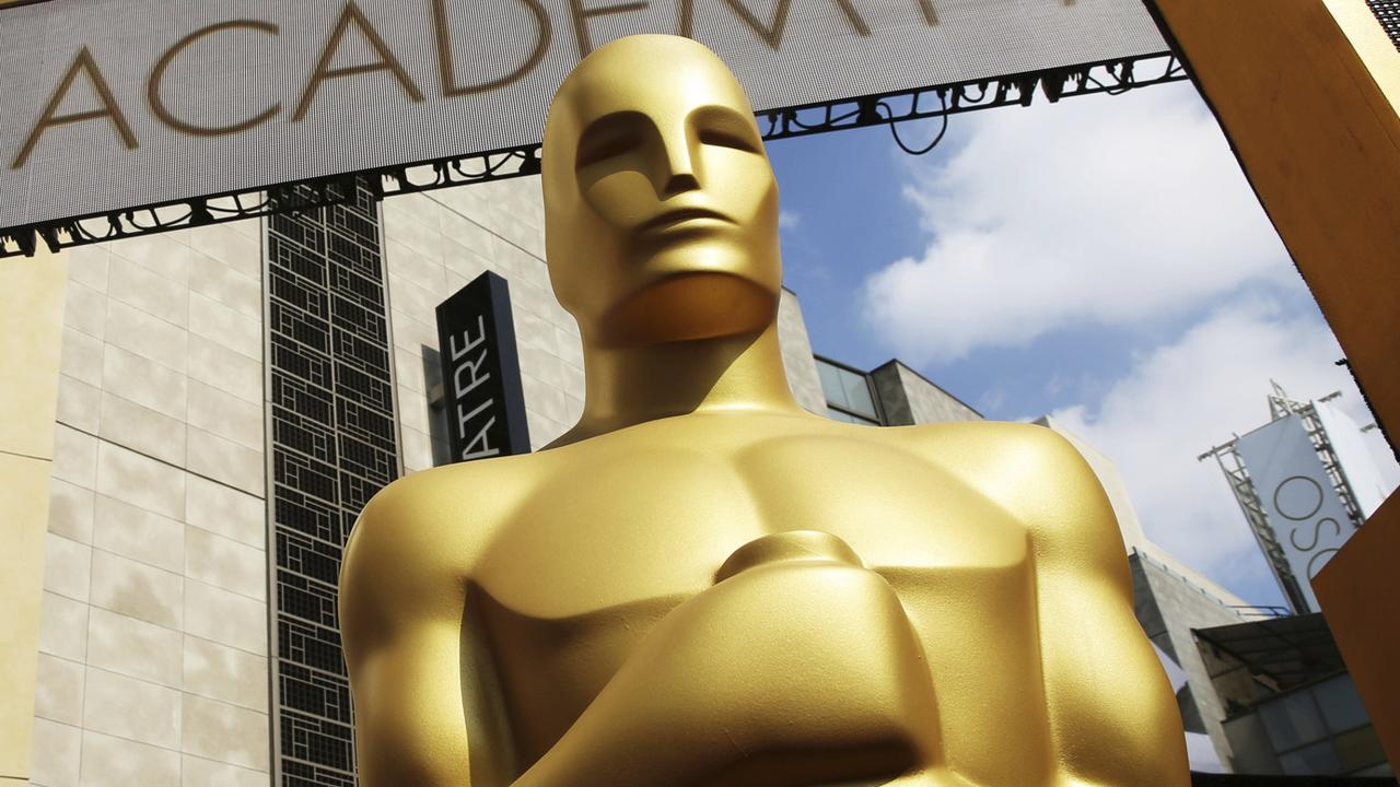 The Academy Awards' official Twitter account posted, then deleted, a bizarre tweet on Tuesday. Picture: Matt Sayles/Invision/AP, File