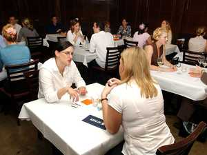Lonely bottom line? Try business speed dating
