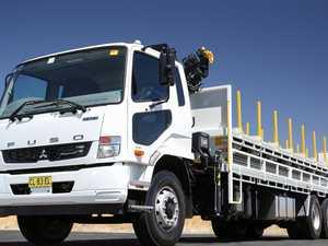 Truck sales race off to rocky start in 2020