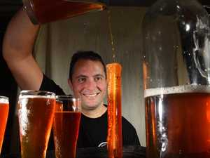THIRSTY WORK: Beer swap seeks best home brewer